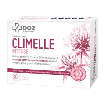 DOZ PRODUCT Climelle Intense, kapsułki, 30 szt.