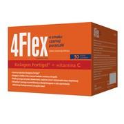 4 Flex czarna porzeczka, proszek, 30 saszetek