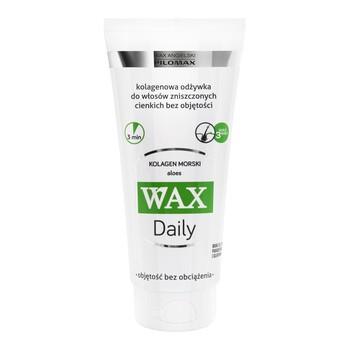 WAX angielski PILOMAX Express, odżywka do włosów zniszczonych cienkich i bez objętości, 200 ml
