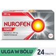 Nurofen Forte, 400 mg, tabletki powlekane, 24 szt.