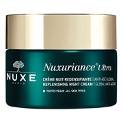 Nuxe Nuxuriance Ultra, kompleksowy krem przeciwstarzeniowy przywracający skórze gęstość na noc, 50 ml