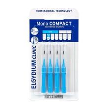 Elgydium Clinic Mono Compact 1, szczoteczka międzyzębowa, 4 szt.