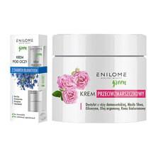 Zestaw Enilome Green Bazowa przeciwzmarszczkowa pielęgnacja twarzy