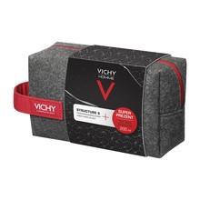 Zestaw Promocyjny Vichy Homme, Structure S, ujędrniający krem nawilżający, 50 ml + Hydra Mag C, żel pod prysznic, 200 ml