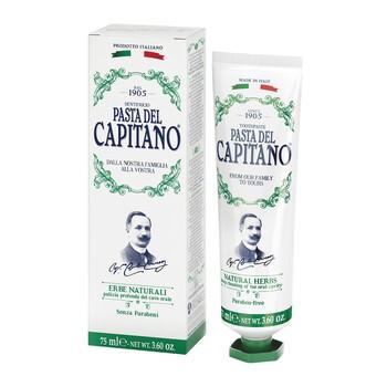 Pasta del Capitano, pasta do zębów, ziołowa, 75 ml