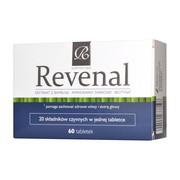 Revenal, tabletki powlekane, 60 szt.