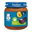 Gerber, śliwki, 4 m+, 125 g