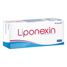 Liponexin, kapsułki, 30 szt.