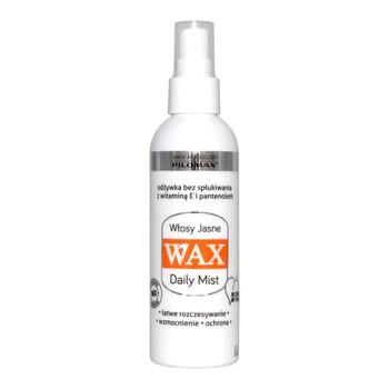 WAX ang PILOMAX Daily Mist Wax, odżywka nawilżająca bez spłukiwania do włosów jasnych, 100 ml