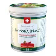 Maść końska Szwajcarska SwissMedicus, rozgrzewająca, 500 ml