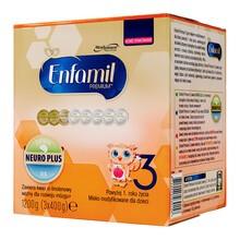 Enfamil Premium 3 mleko modyfikowane w proszku 1200 g 12 miesięcy plus, (3 x 400 g)