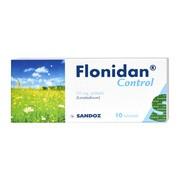 Flonidan Control 10 mg, tabletki, 10 szt.