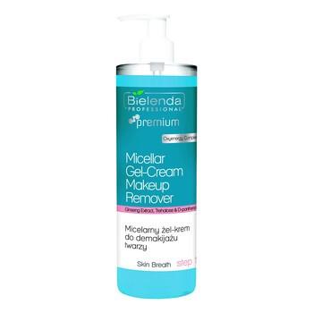 Bielenda Professional, Skin Breath, micelarny żel-krem do demakijażu twarzy, 500 g