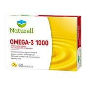 Naturell Omega-3 1000, kapsułki, 60 szt.