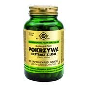 Solgar Pokrzywa ekstrakt z liści, kapsułki, 60 szt.