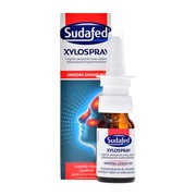 Sudafed XyloSpray, (1mg/ml), aerozol do nosa, 10 ml