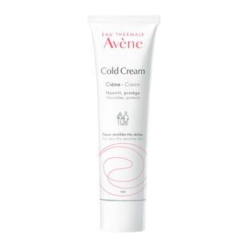 Avene Eau Thermale Cold Cream, krem do skóry suchej i bardzo suchej, 100 ml