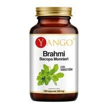 Brahmi Bacopa Monnieri, kapsułki, 100 szt. (Yango)