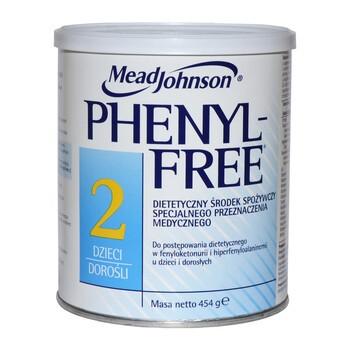 Phenyl Free 2, proszek, 454 g
