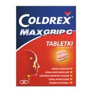 Coldrex MaxGrip C, tabletki, 24 szt.