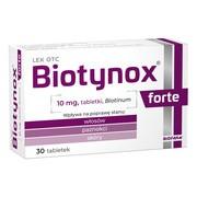 Biotynox Forte, 10 mg, tabletki, 30 szt.