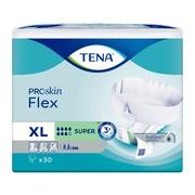 TENA Flex Super, pieluchomajtki, rozmiar XL, 30 szt.