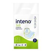 Inteno Soft Podkłady higieniczne, 60 x 60 cm, 5 szt.
