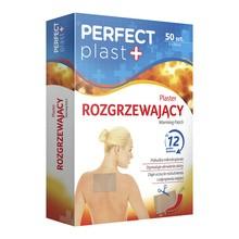 Perfect plast, plaster rozgrzewający, 12x18 cm, 50 szt.