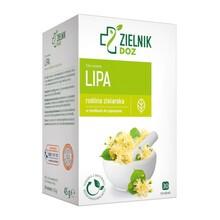 ZIELNIK DOZ Lipa, zioła do zaparzania, 1,5 g, 30 saszetek