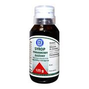 Sirupus Thymi compositum, syrop tymiankowy, 125 g (Hasco)