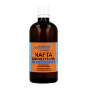 New Anna Cosmetics, nafta kosmetyczna, płyn z witaminą A+E, 100 ml
