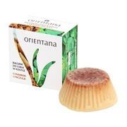 Orientana, balsam w kostce do ciała, cynamon i paczula, 60 g