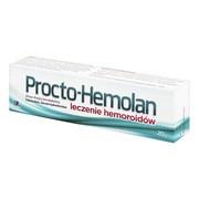 Procto-Hemolan, (50 mg+20 mg)/g, krem doodbytniczy, 20 g