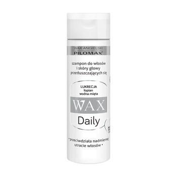 WAX ang PILOMAX Henna Daily, szampon do włosów przetłuszczających się, 200 ml