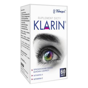 Klarin, tabletki, 60 szt.