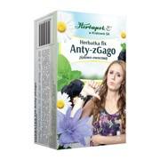 Herbatka Fix Anty-zGago, fix, 2 g, saszetki, 20 szt.