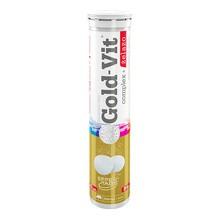 Olimp Gold-Vit Complex + Żelazo, tabletki musujące, smak pomarańczowy, 20 szt.