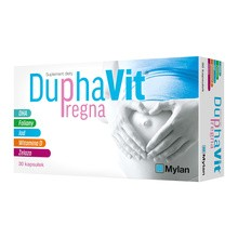 DuphaVit Pregna, kapsułki miękkie, 30 szt.