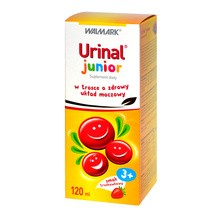 Urinal Junior, płyn doustny, 120 ml