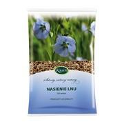 Nasienie lnu, zioło pojedyncze, 200 g (Kawon)