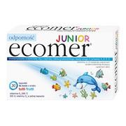 Odporność Ecomer Junior, kapsułki do żucia, 30 szt.