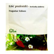 Liść poziomki, herbatka ziołowa, 50 g (Flos)