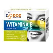 DOZ PRODUCT Witamina B Complex, tabletki powlekane, 60 szt.