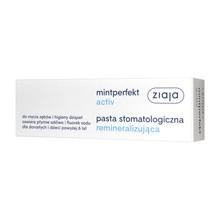 Ziaja Mintperfekt Activ, pasta stomatologiczna remineralizująca, 75 ml