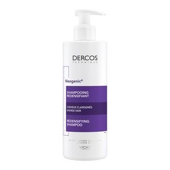 Vichy Dercos Neogenic, szampon przywracający włosom gęstość, 400 ml