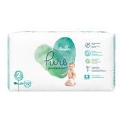 Pampers Pure Protection 2 (4−8 kg), pieluszki jednorazowe, 39 szt.