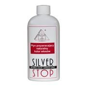 Silver Stop, płyn przeciw siwym włosom, 200 ml