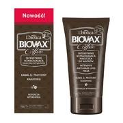 Biovax Glamour Coffee, intensywnie wzmacniająca maseczka do włosów, 150 ml