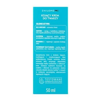 Enilome E Pro, kojący krem do twarzy, 50 ml