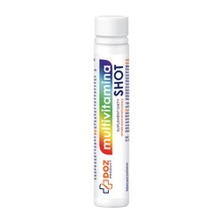 DOZ PRODUCT, Multivitamina Shot, płyn, 25 ml